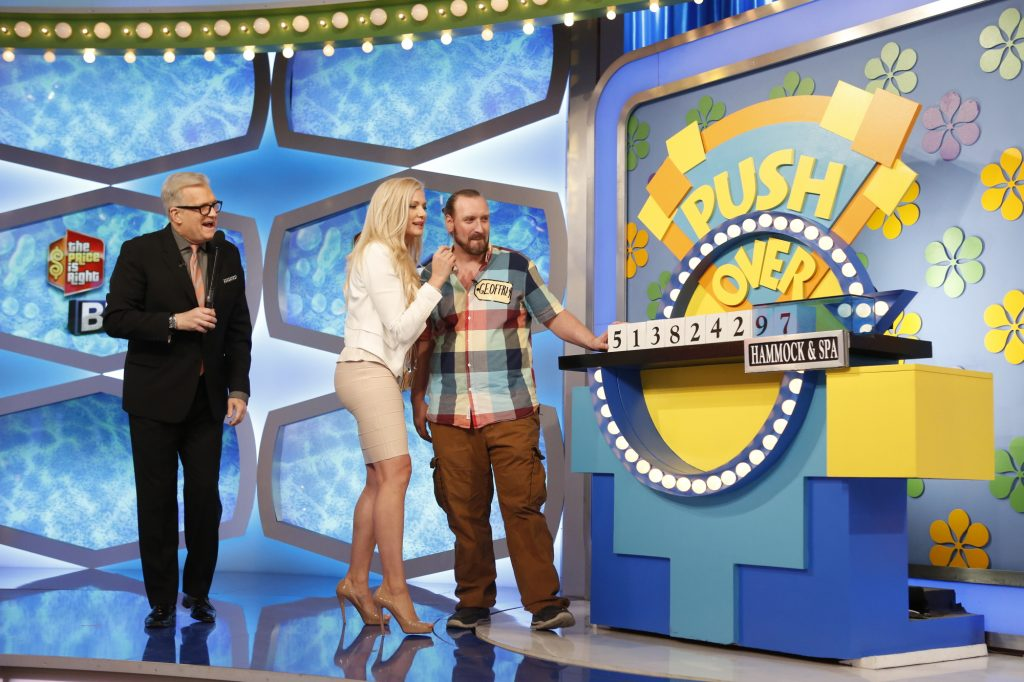 """CBS announces the reality stars who will """"come on down"""" and play THE PRICE IS RIGHT alongside super fans of their respective shows during the reality-show themed primetime specials, Monday, May 23 -- Wednesday, May 25 (8:00-9:00 PM, ET/PT) on the CBS Television Network. Each special will be hosted by Drew Carey and celebrate one of the Network's reality series: SURVIVOR, BIG BROTHER and THE AMAZING RACE, featuring special appearances by each show's hosts, Jeff Probst, Julie Chen and Phil Keoghan.    Photo: Bret Hartman/CBS ©2016 CBS Broadcasting, Inc. All Rights Reserved"""