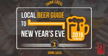 LOCAL Beer Guide to New Year's Eve in Nob Hill