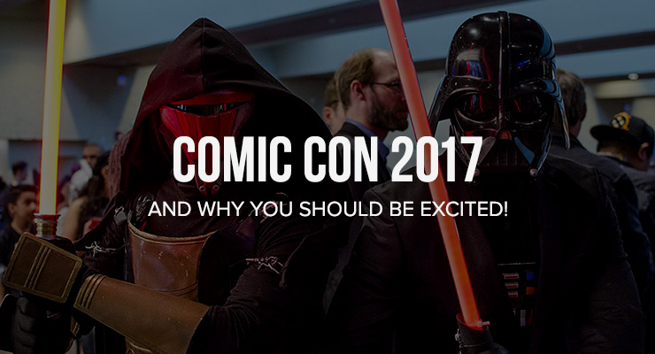 Here is why you should be excited for Albuquerque Comic Con 2017!