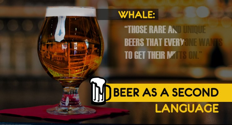 Beer as a Second Language