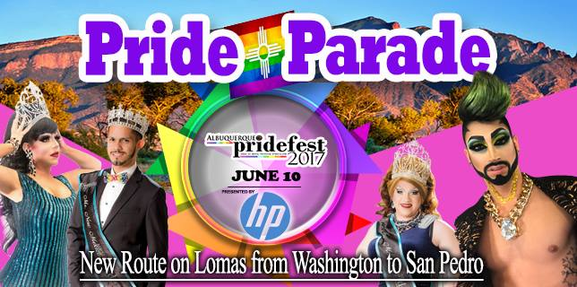 Pride Parade 2017