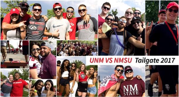 UNM vs NMSU Tailgate 2017