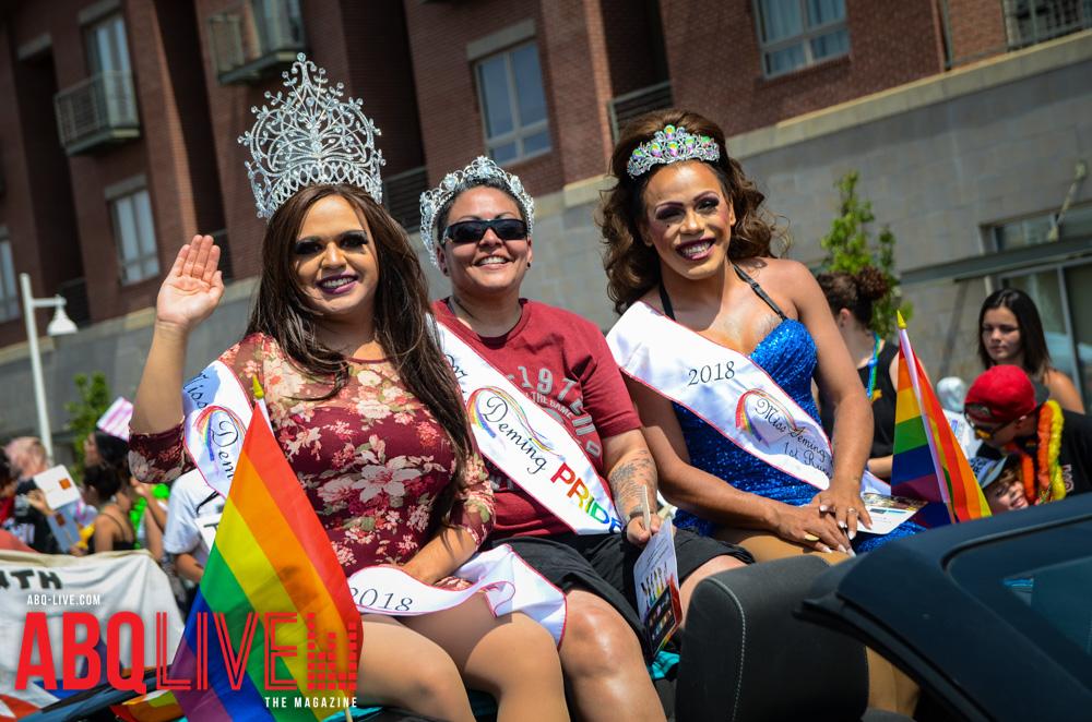 Albuquerque Pride Parade 2018