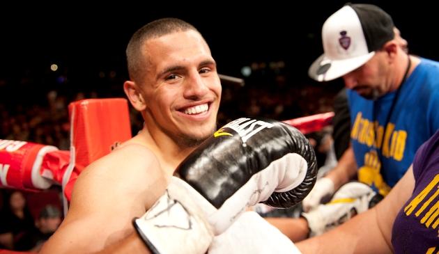 """Meet local boxer Fidel """"Atrisco Kid"""" Maldonado Jr"""