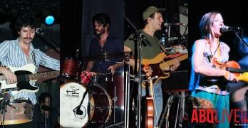 River Whyless' Serenades Albuquerque