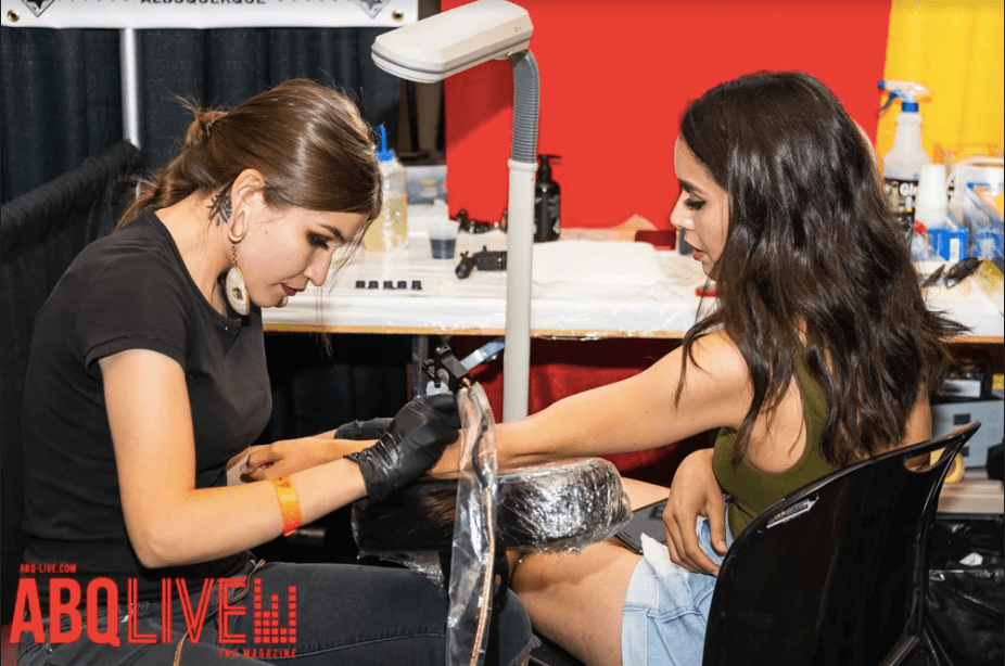 New Mexico Tattoo Fiesta 2019: A Permanent Imprint of