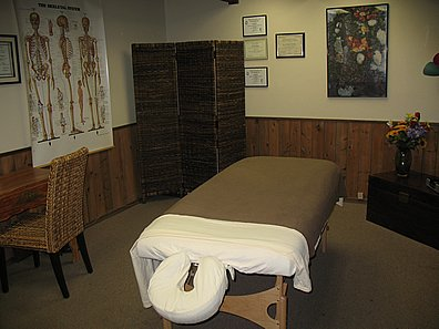 Massage office
