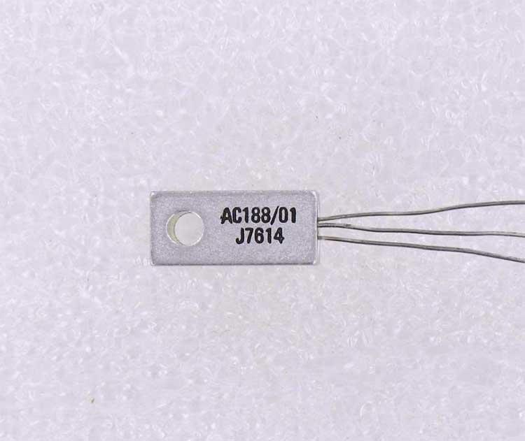 AC188 Germanium NPN Transistor 1A