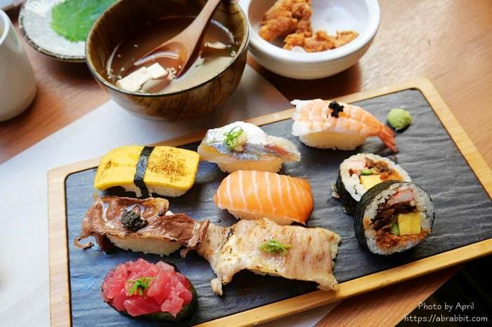 一笈壽司|公益路美食推薦 輕井澤集團推出的平價壽司