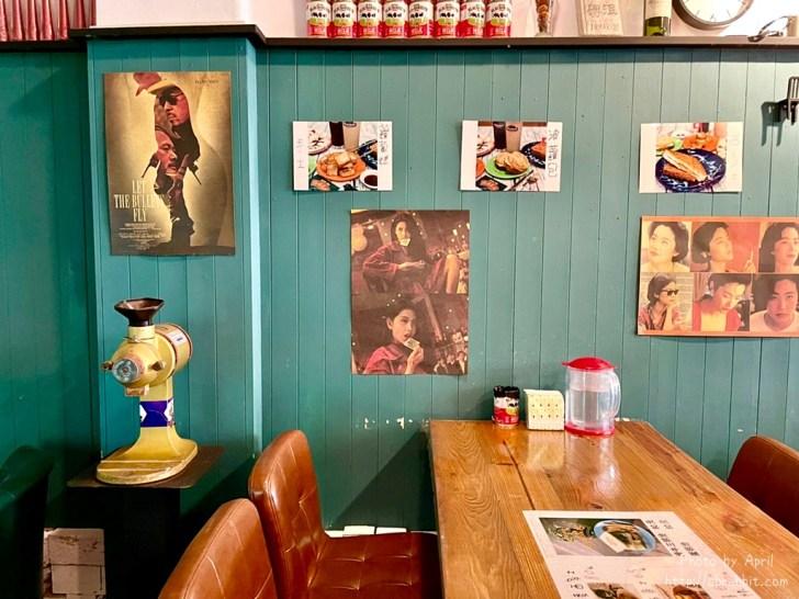20211008113635 16 - 來份港式早午餐吧!港嚼良好 復古茶餐廳來啦~