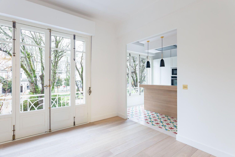 Abracadabra Decor Vigo Home Staging Compostela reforma integral de vivienda - ventanas originales
