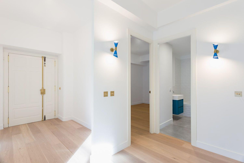 Abracadabra Decor Vigo Home Staging Compostela reforma integral de vivienda - entrada y luminosidad