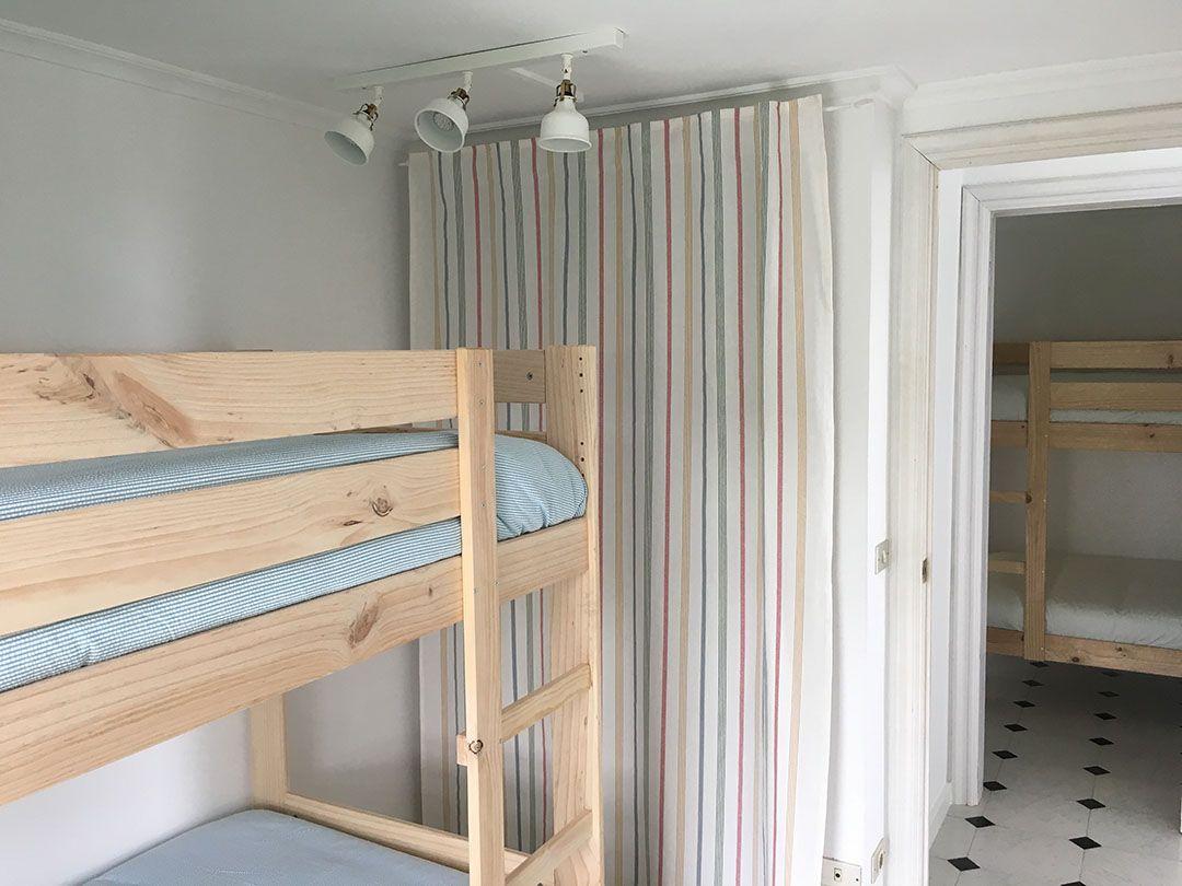 Home staging inverso - habitación después de la reforma