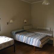 Casa de vacaciones en Playa América - dormitorio antes