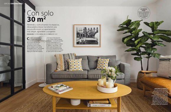 Apartamento convertido en turístico por Abracadabra Decor especialistas en Home Staging de Vigo