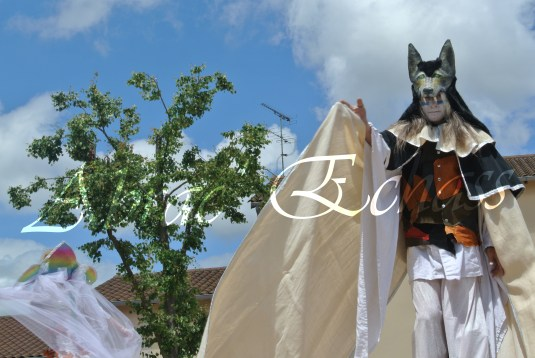 le songe de loeridis echassiers feeriques contes et merveilles spectacle fantastique parade animation elfes fees dragon loup echasses poes (6)