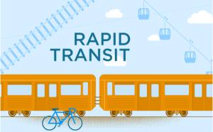 Rapid Transit Graphic