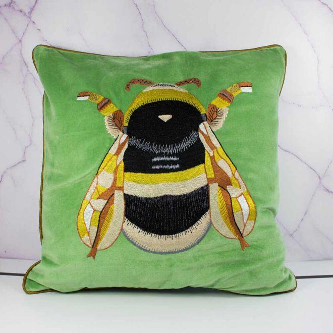 My Doris Bee cushion green