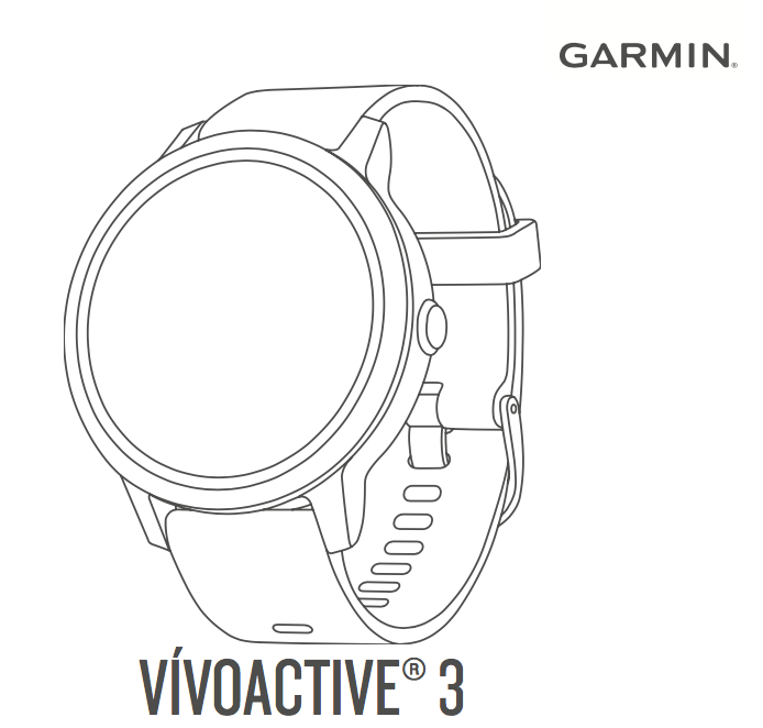 What's New in the Garmin Vívoactive 3