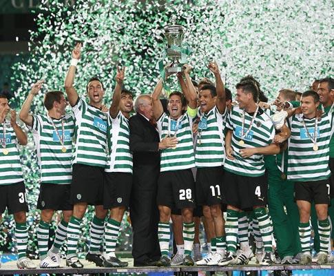 Porto, 0 - Sporting, 2