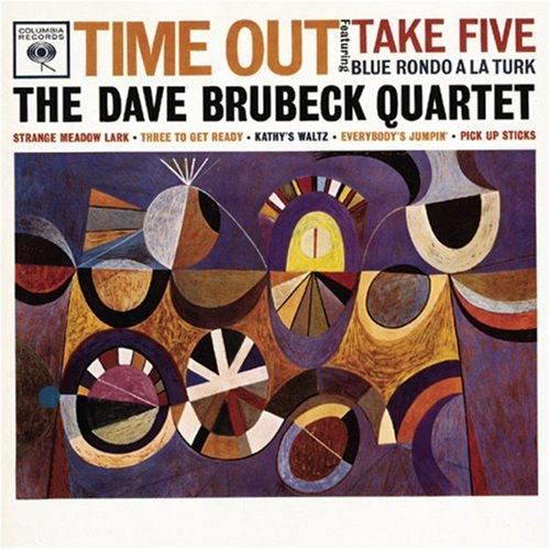 Dave Brubeck Quartet - Time Out, 1959