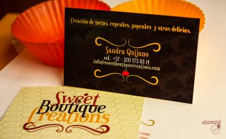 Sweet Boutique Creations - Identidad Visual