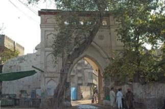 The Kashmiri Gate, Lahore, Punjab, Pakistan