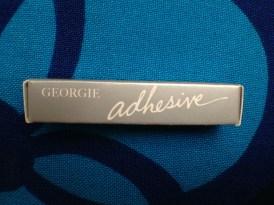 Georgie Beauty black lash adhesive
