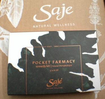 Saje Natural Wellness Pocket Pharmacy