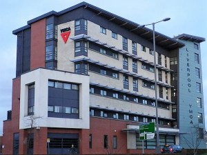 YMCA Liverpool head office and hostel