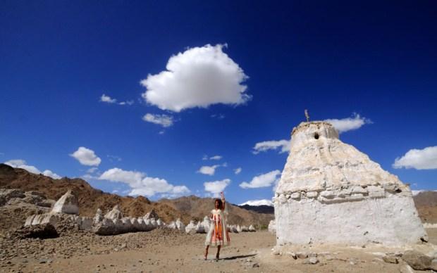 Ladakh Inspiring Beauty