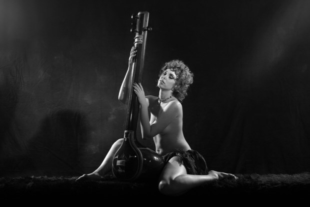 Lyrical Nude Photography By Akash Das