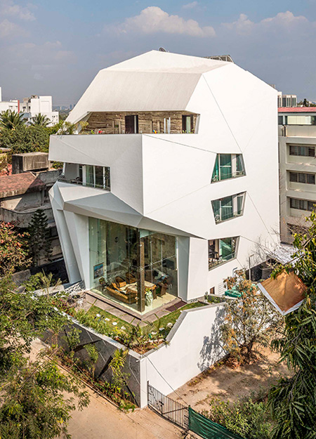 The Origami House