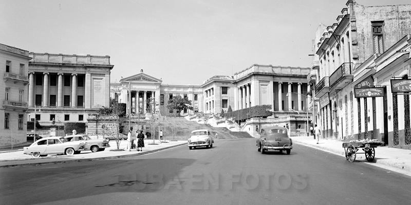 Universidad de La Habana. 1940.