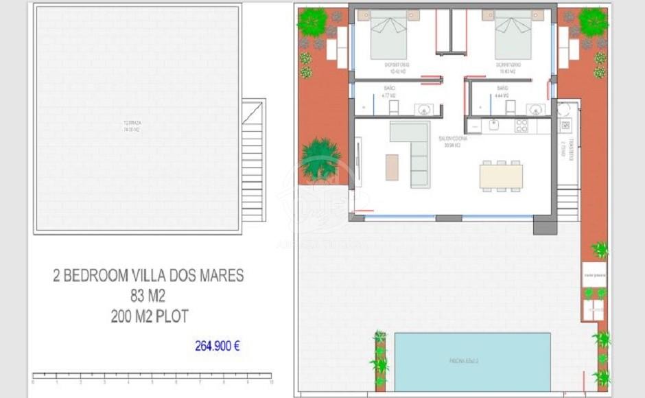 2021-04-14 14_51_13-2 - 2 BEDROOM VILLA.pdf - Persoonlijk - Microsoft Edge