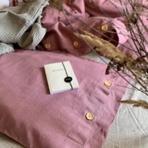 ľanové posteľné prádlo