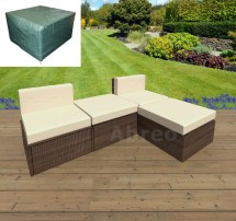 4 Piece Algarve Rattan Sofa Set Patios Conservatories
