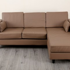 Brown And Beige Corner Sofa Acme Hilton S Charcoal Linen Sectional With Sleeper Storage Camden Leather Sofas Abreo