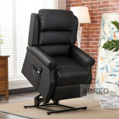 Handicap Lift Chair Recliner Wine Table And Chairs Black Rise Mobility