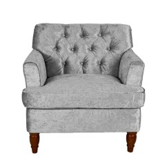 Crushed Velvet Sofa Fabric Loose Pillow Back Mayfair Collection Sofas