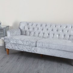 Crushed Velvet Sofa Fabric Top Rated Sleeper Mayfair Collection Sofas
