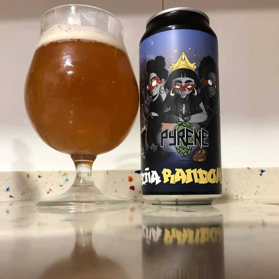 Peña Random de Pyrene Craft Beer