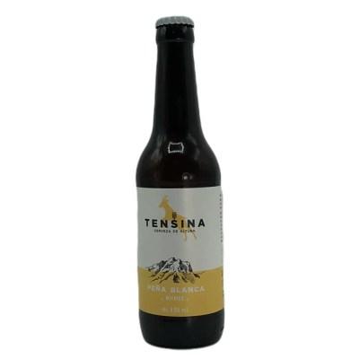 Cerveza Tensina Peña Blanca Trigo