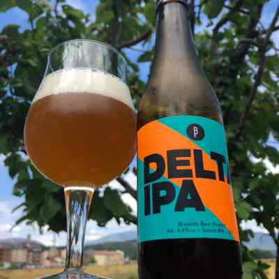 Delta IPA de Brussels Beer Project