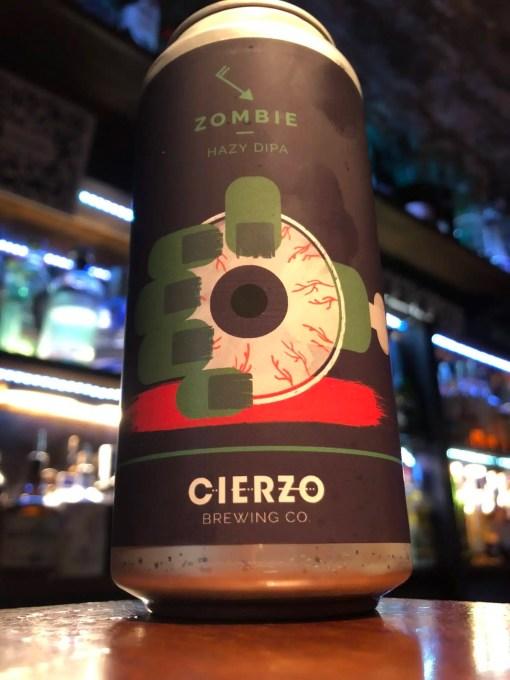 Pack 10 Cierzo Brewing Co Surtidas