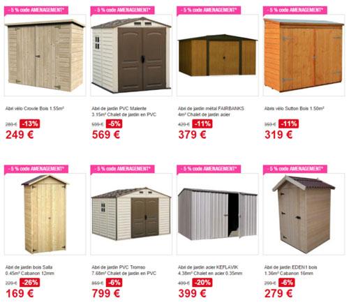 Guide Pratique Promotions Jardin Auchan
