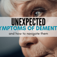 Unexpected Symptoms of Dementia