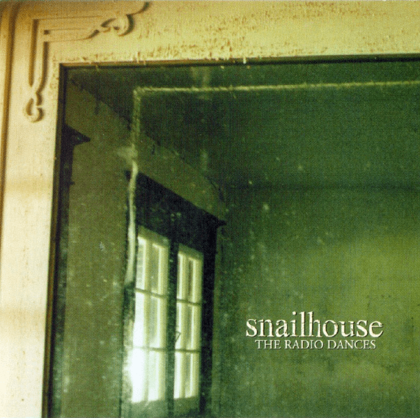 "Rhythm of Sickness Records #5 - Snailhouse ""The Radio Dances"" CD 1998"