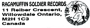 Ragamuffin Soldier Records logo