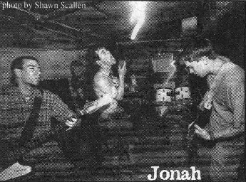 Jonah, circa 1996, taken by the famous by Shawn Scallen